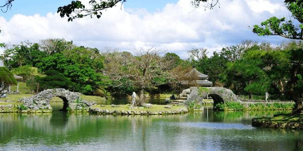 Shikinaen Royal Garden (World Heritage Site)